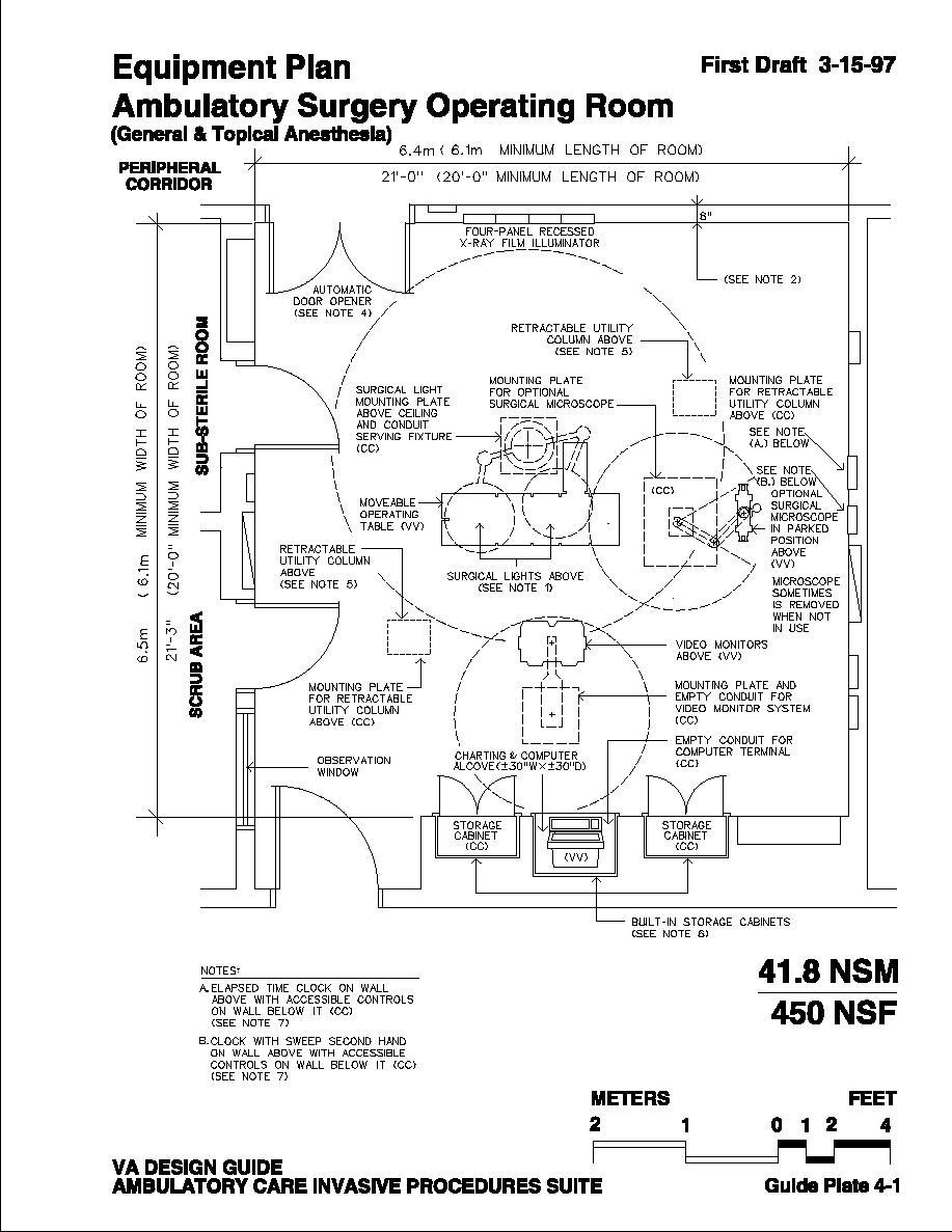 Operating Room Design and Construction  IIDA