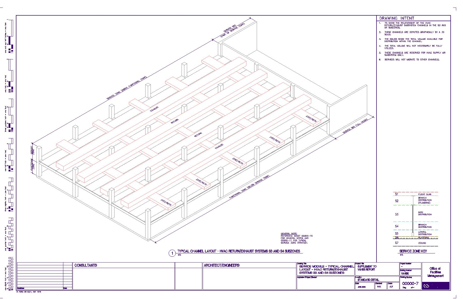 Hvac Systems Layout Drawing For Photos Of