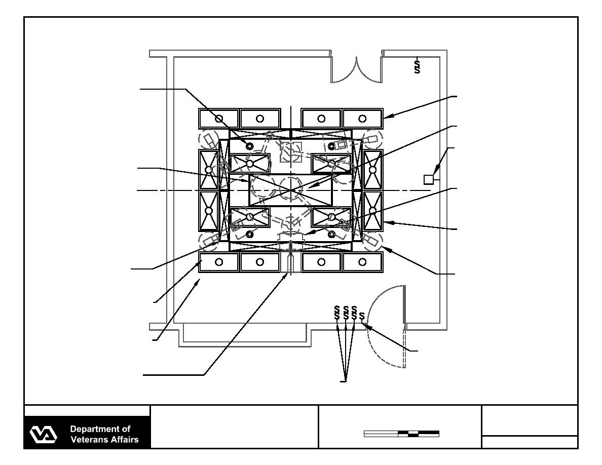 Reflected Ceiling Plan Surgical Service0047