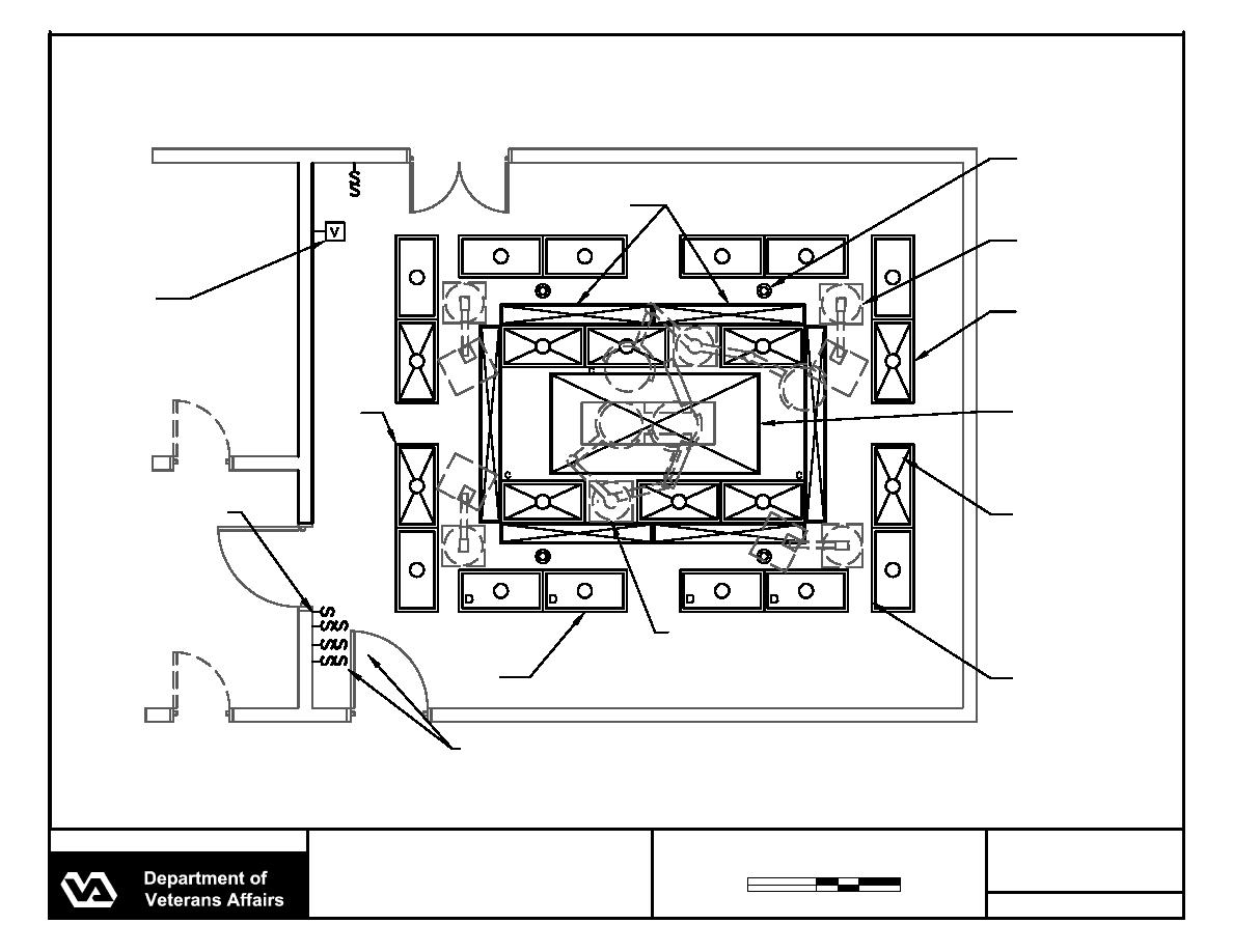 Reflected Ceiling Plan Surgical Service0058